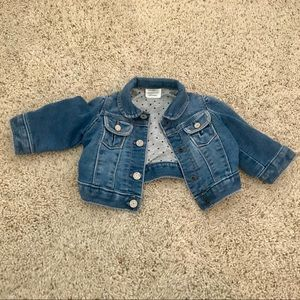 EUC Baby GAP Kids Jean Jacket